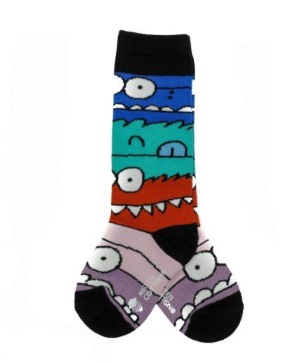calcetines divertidos de niño