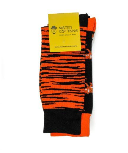 calcetines originales de tigre