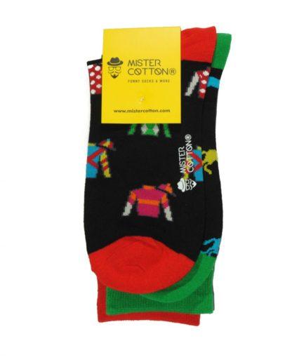 calcetines divertidos desparejados